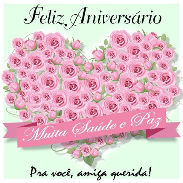 Parabéns e muitas felicidades, Mensagens de Feliz Aniversário, Mensagem de Aniversário