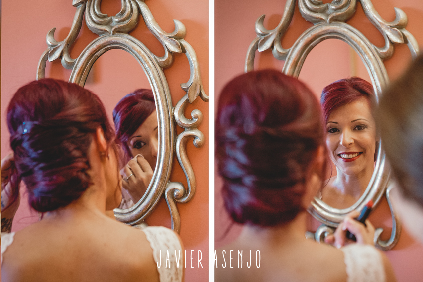 belleza de novia make up