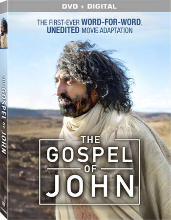 Poster Of The Gospel of John 2014 Hindi Dual Audio 750MB WEBRip 720p HEVC Free Download Watch Online 300mb.cc