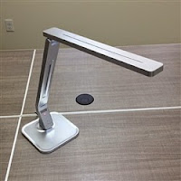 Ascend Charging Station and Desk Lamp