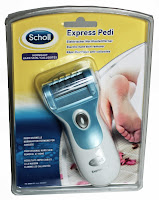 Scholl Express Pedi hard rough dry skin electric remover