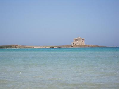 mare di Torre Guaceto