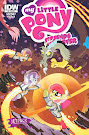 My Little Pony Friends Forever #2 Comic Cover Jetpack Variant