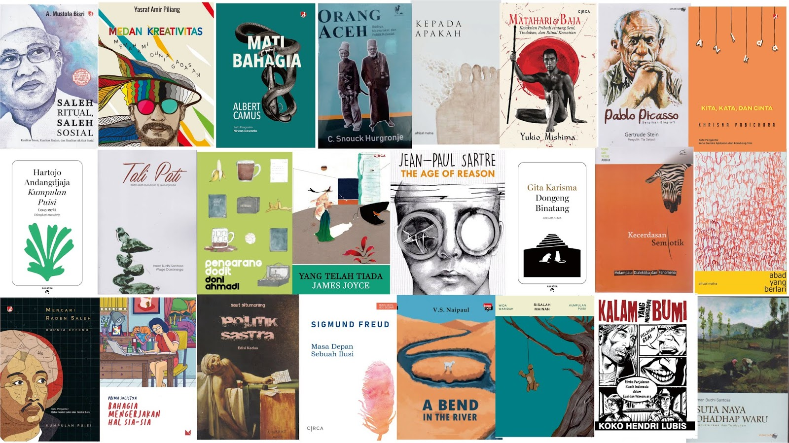 Berikut adalah katalog buku sastra bulan maret 2019 yang sudah bisa dipesan  dari sekarang. Silahkan pesan darui sekarang. Wa saja ke 0818 0271 7528 d52692ab27