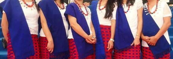 Ao Naga Women Ladies Shawls