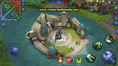 Cara Mengubah Posisi Skill Hero Mobile Legends