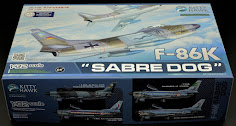 Our review of Kittyhawk's 32nd scale F-86K has landed...