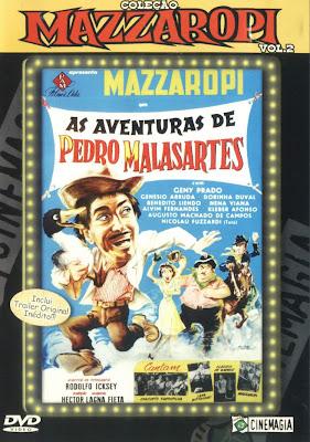 Mazzaropi: As Aventuras de Pedro Malazartes - DVDRip Nacional
