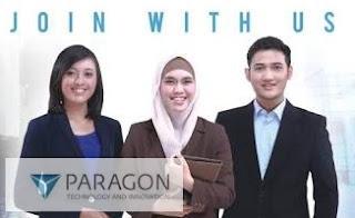 Lowongan Kerja Fresh Graduate/ Berpengalaman PT Paragon Technology and Innovation Desember 2016