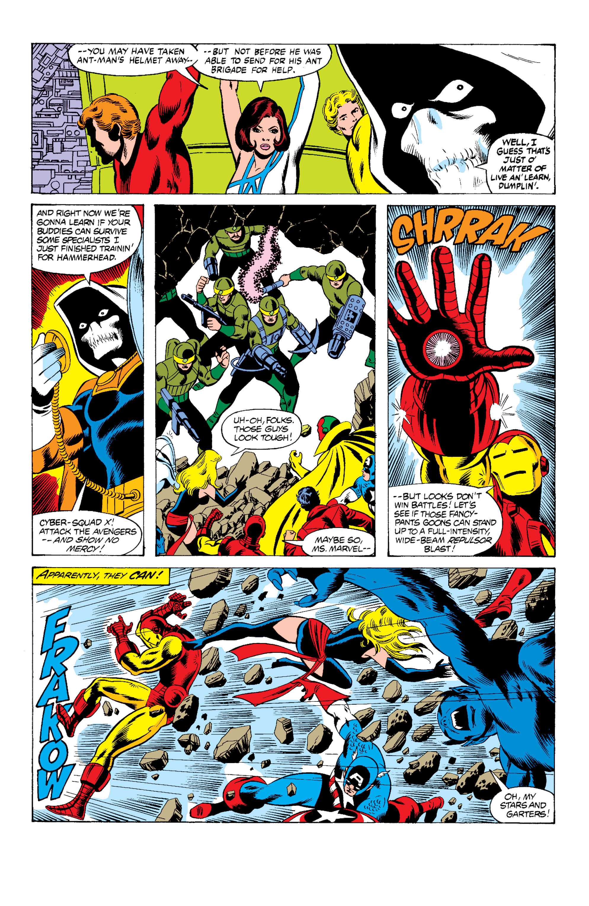 Read online Ant-Man comic -  Issue #Ant-Man _TPB - 128