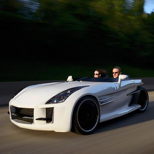 Design Lazareth Wazuma GT enhancer new definition driving on highway