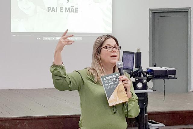 Marisa Lobo sobre meditação cristã