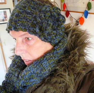 Lindevrouwsweb Tutorial Haarband Sjaal En Handwarmers