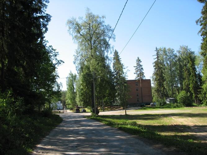 Пансионат в Эстонии