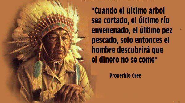 Palabras Sabias De Indios Americanos T Muharram