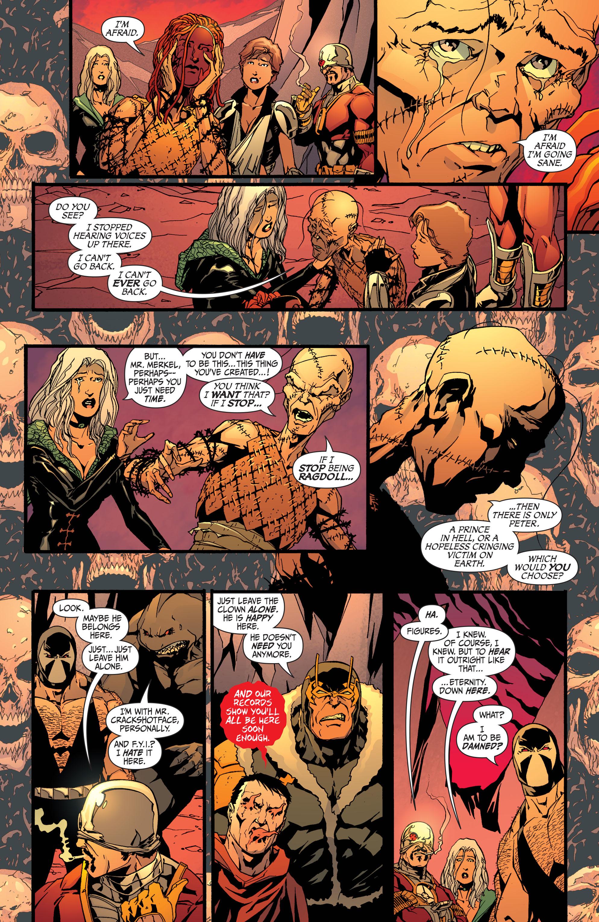 Read online Secret Six (2008) comic -  Issue #32 - 15