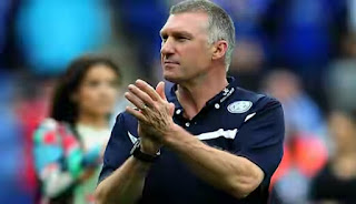 Leicester City Have Sacked Manager Nigel Pearson