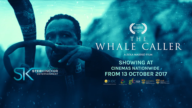 The Whale Caller Soon to Make Waves on the Big Screen! #TheWhaleCaller @SterKinekor