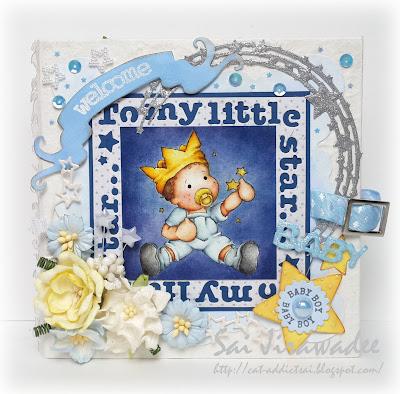 Magnolia Baby Edwin Mini Album