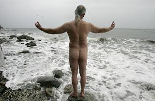 ESQUERDOPATIA - Eis os ecossexuais, gente IDIOTA que faz sexo com a Natureza