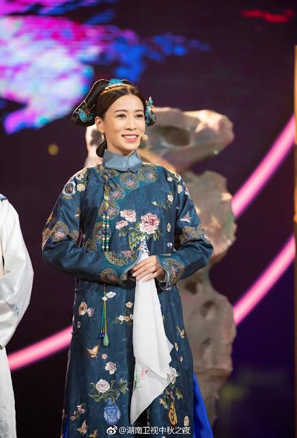 Hunan Mid Autumn Festival Story of Yanxi Palace Charmaine Sheh