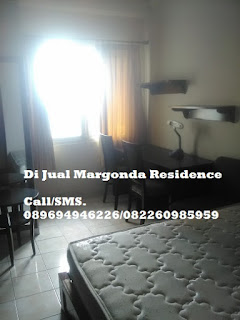 Bisnis, Di Jual Apartemen, Margonda Residence, Depok, Kota Depok