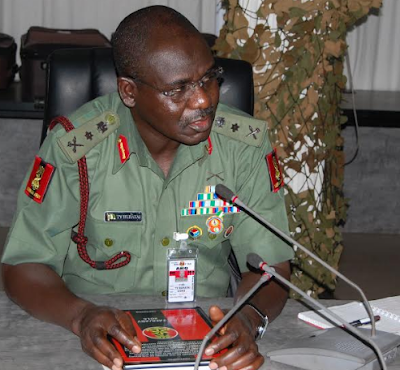 nigerian military officials overtake buhari government