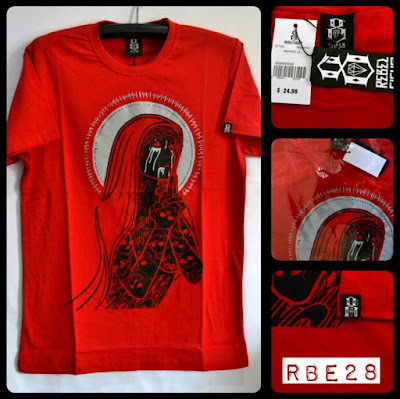 Kaos Distro Surfing Skate REBEL EIGHT Premium Kode RBE28
