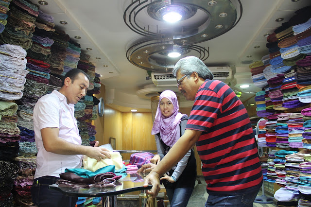 Shopping di Alexandria