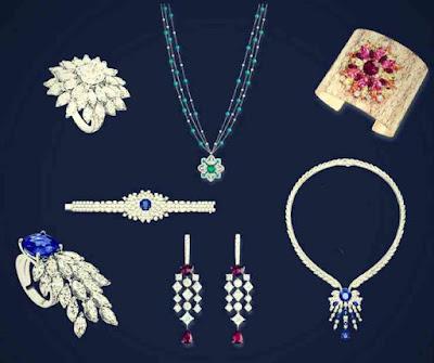 Joias Piaget - Piaget Jewelry - Joalherias Famosas