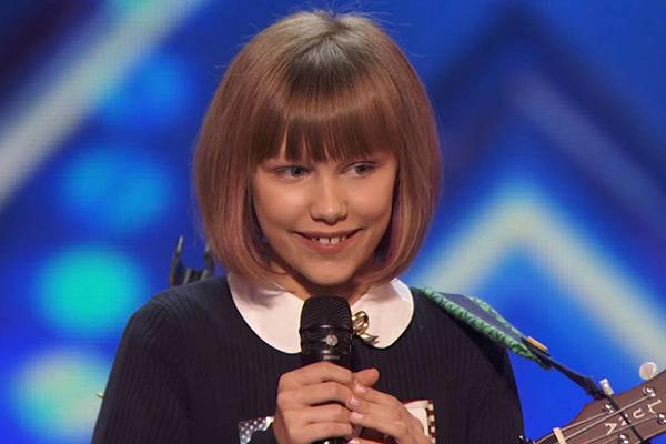 'Next Taylor Swift' Wins the America's Got Talent Season 11 1
