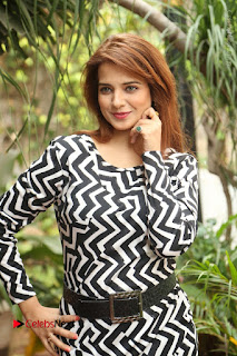 Actress Saloni Latest Pos in Short Dress  0160.JPG