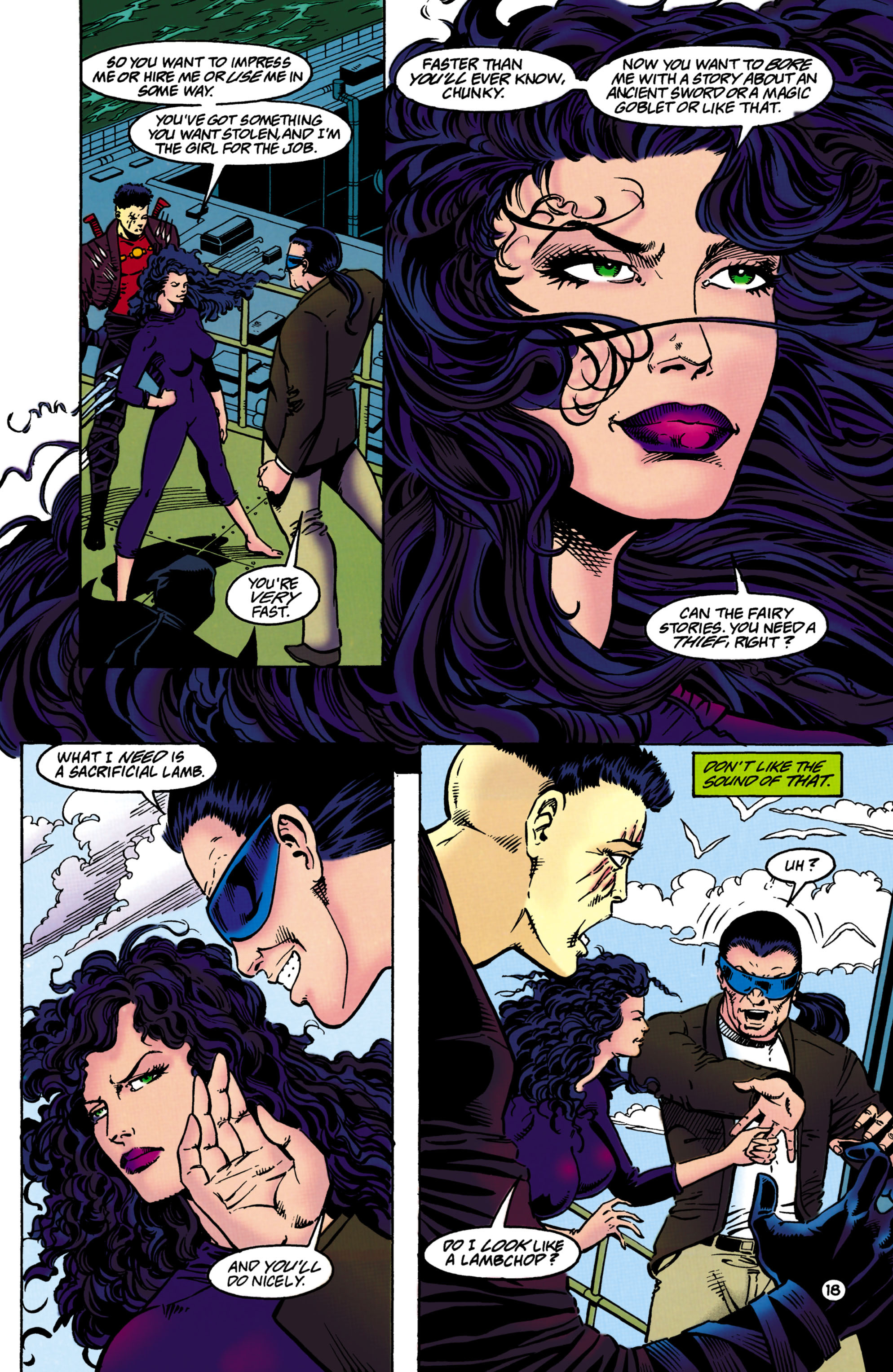 Catwoman (1993) Issue #33 #38 - English 19