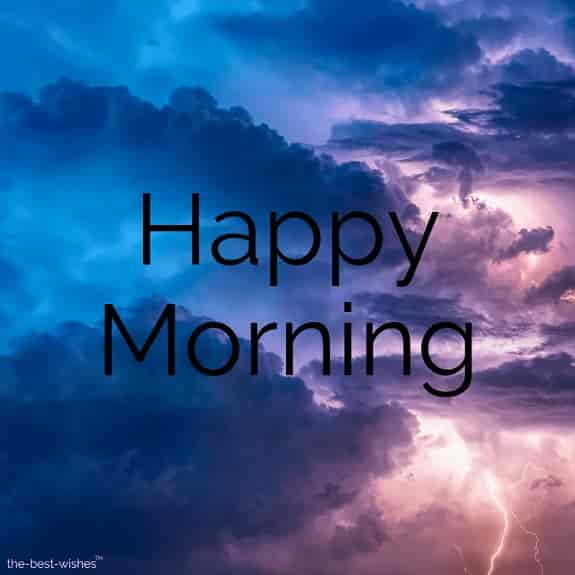 happy morning wallpaper photo