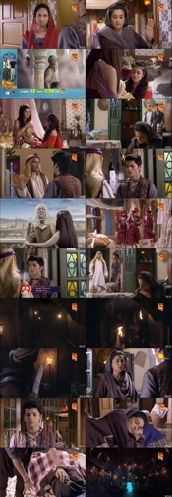 Screenshots Of Hindi Show Aladdin – Naam Toh Suna Hoga 2018 Episode 57 300MB 720P HD