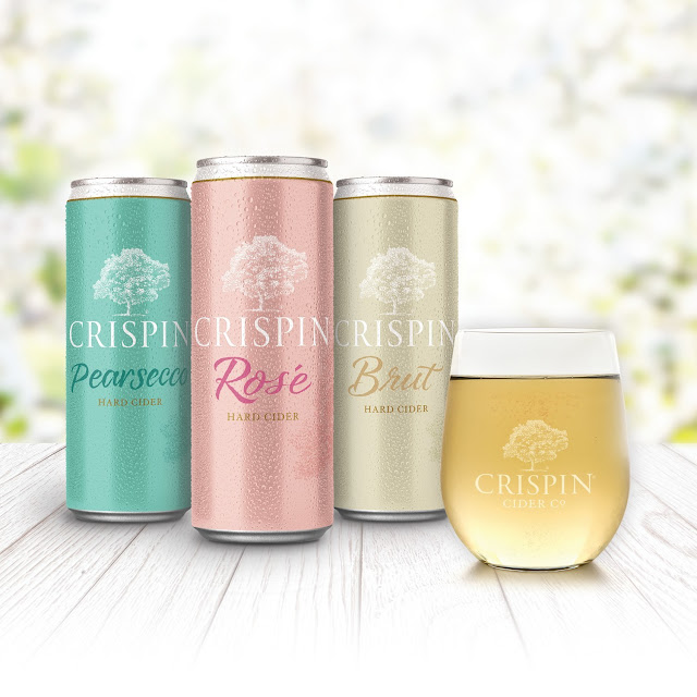Crispin Cider Co. Introduces Variety Pack Featuring New Flavor, Pearsecco