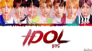 BTS - IDOL (Feat NICKI MINAJ)