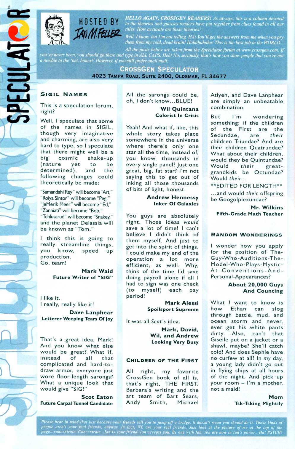 Read online Sigil (2000) comic -  Issue #11 - 28