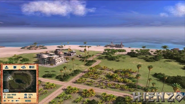 Tropico 4 PC Gameplay