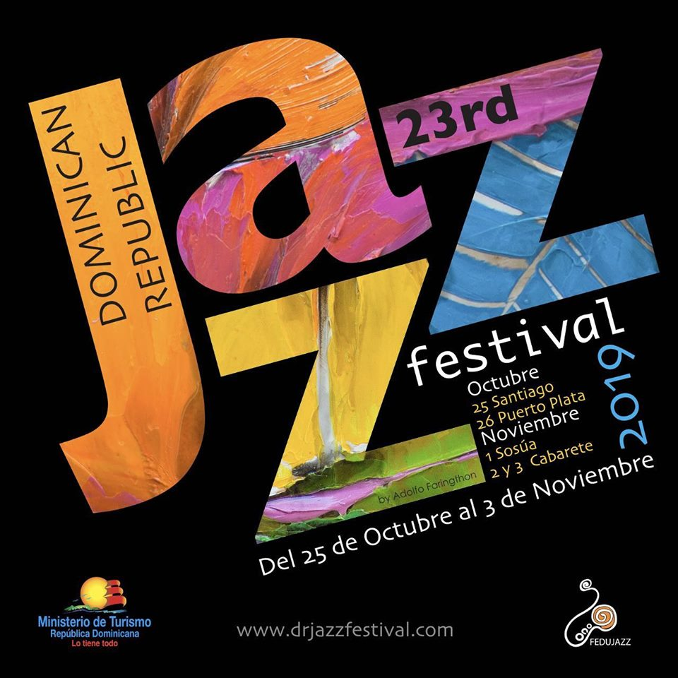 Dominican Republic Jazz Festival 2019