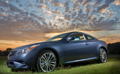 Mobil sports dengan konsumsi bahan bakar paling irit Infiniti G37