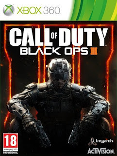 Call of Duty Black Ops 3 (X-BOX 360) 2015 JTAG/RGH PT-BR