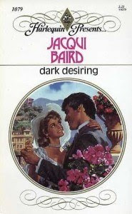 Dark Desiring - Jacqui Baird