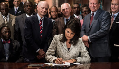 fortune, world's greatest female leaders, women leaders, women of the world, feminism, feminist women, women 2016, Nikki Haley, South Carolina