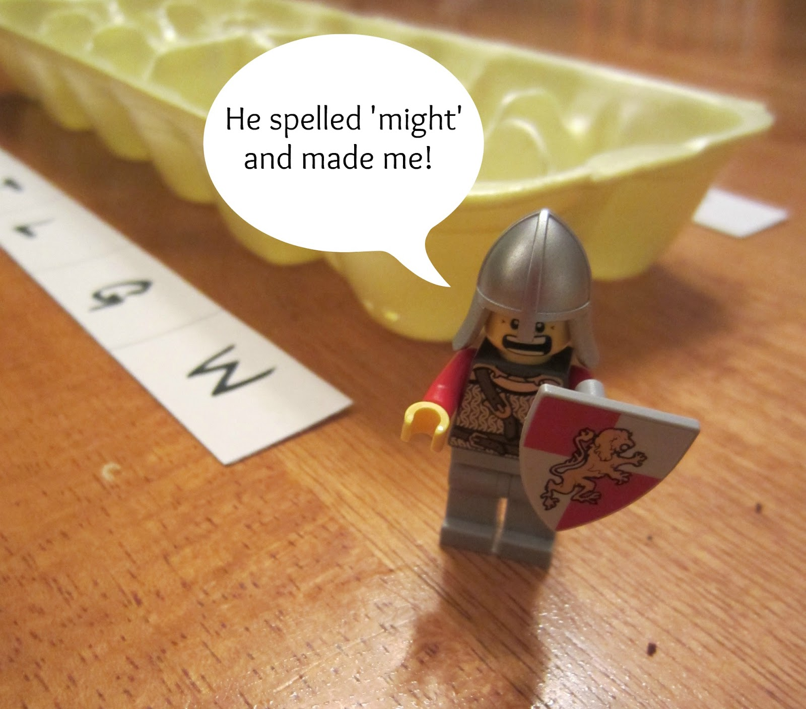 Relentlessly Fun Deceptively Educational Spelling With Lego Minifigures