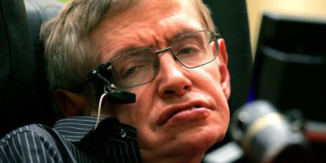 Breaking News: Stephen Hawking Meninggal Dunia