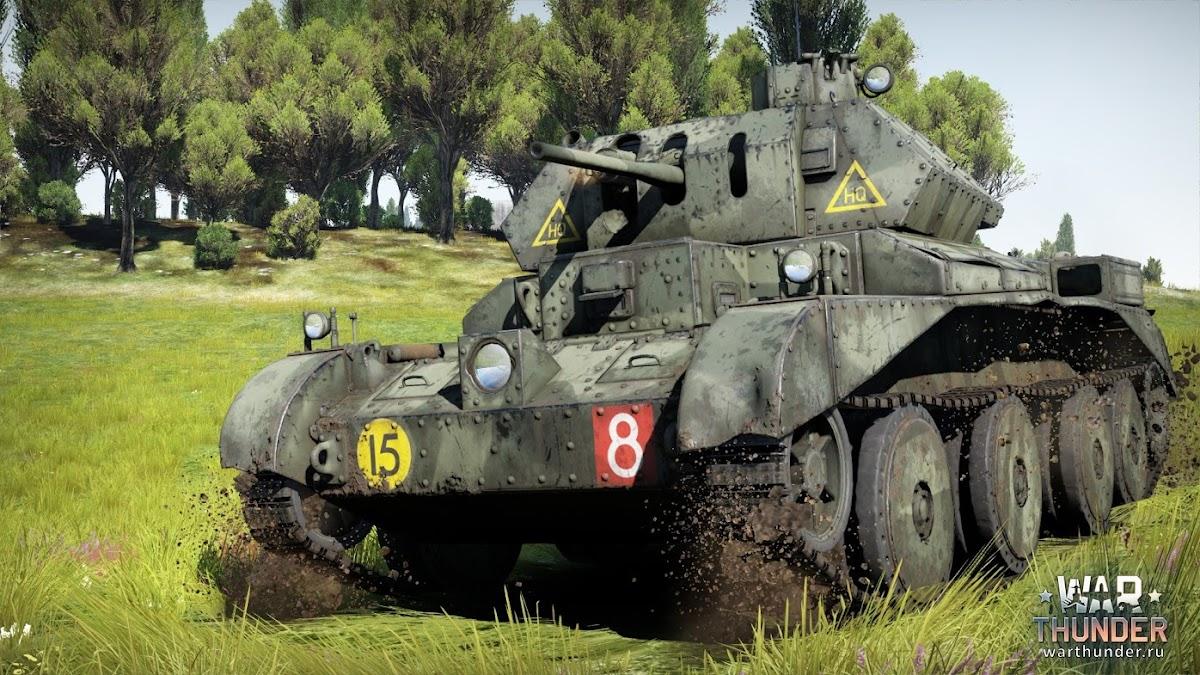 ракетная техника и много новых танков в War Thunder