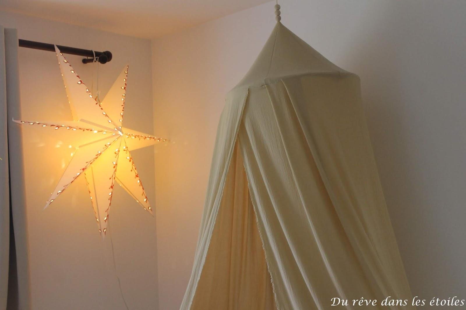 Fabriquer Ciel De Lit ciel de lit diy - du rêve dans les étoiles