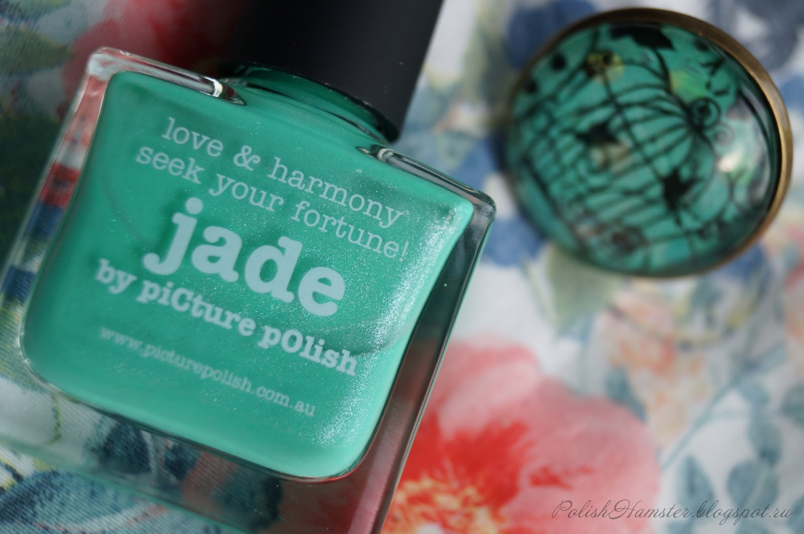 piCture pOlish Jade