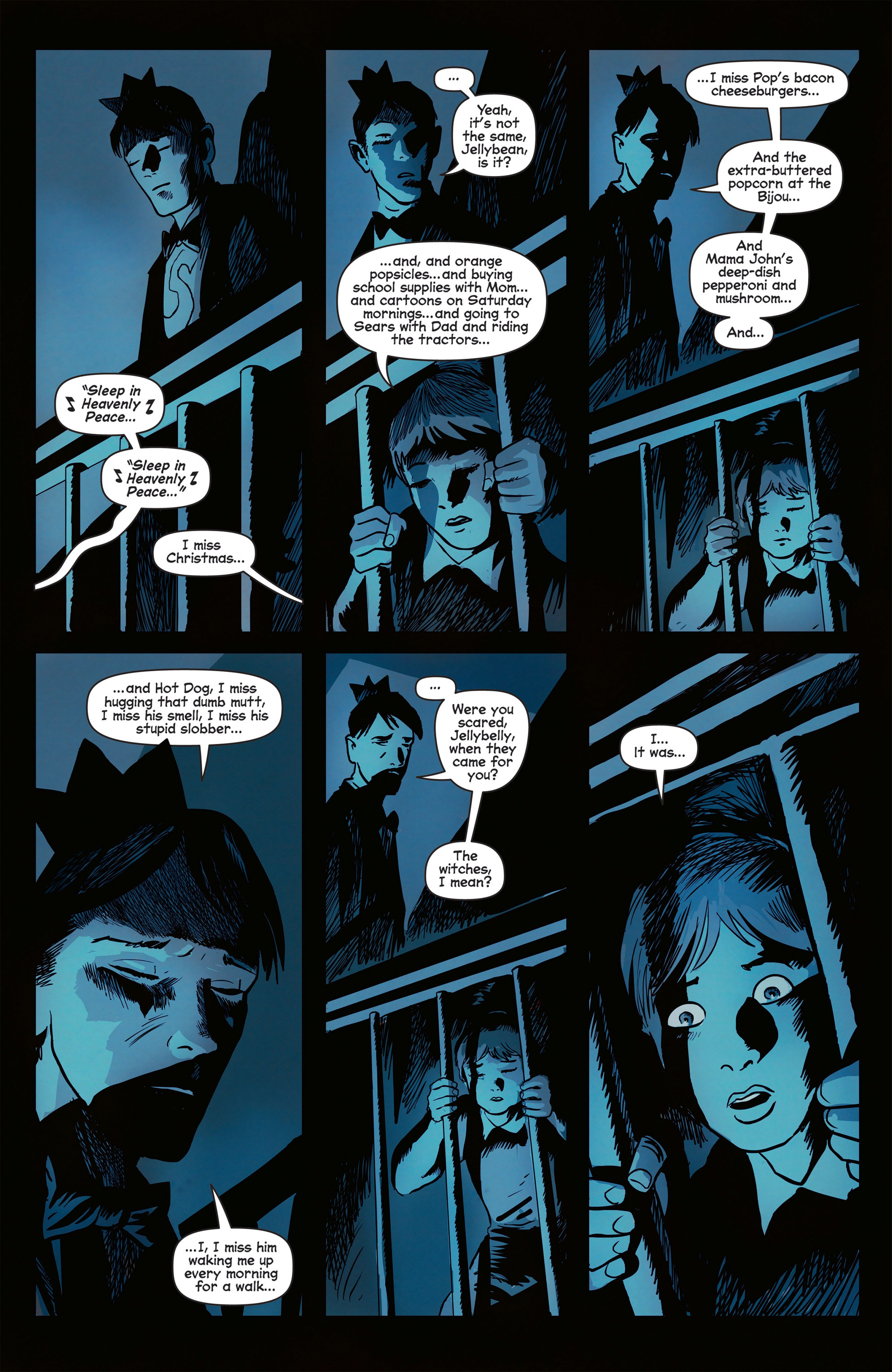 Read online Afterlife with Archie comic -  Issue #8 - 25